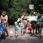 день защиты детей в парке Горького.JPG
