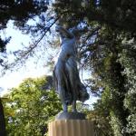 "Скульптура ""Танцовщица"" (конец XIX века)"