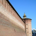стены и Грановитая башня.JPG